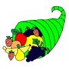 Disegno di Cesto di Frutta a colori