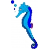 disegno di Cavalluccio di Mare a colori