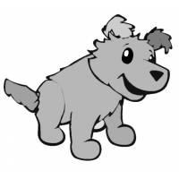 Disegno di Cucciolo a colori
