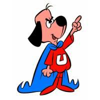 Disegno di Underdog Supereroe a colori