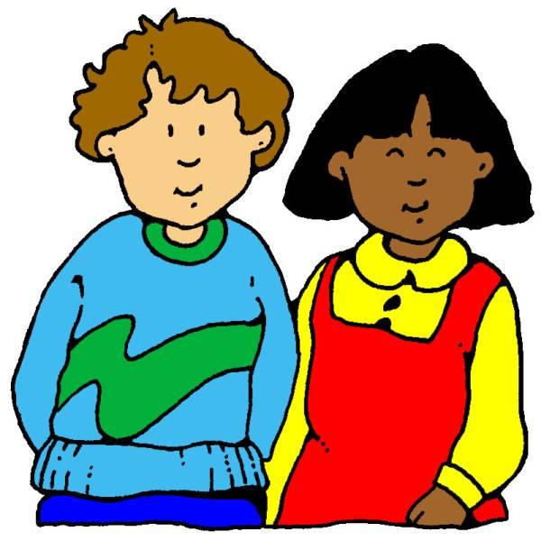Disegno di bambini a colori per