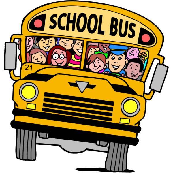 Disegno di Scuolabus a colori