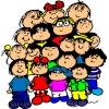 Disegno di Diritti dei Bambini a colori