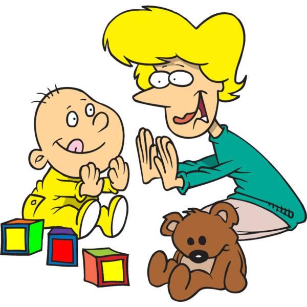 Disegno Di Giochi Per Bimbi A Colori Per Bambini