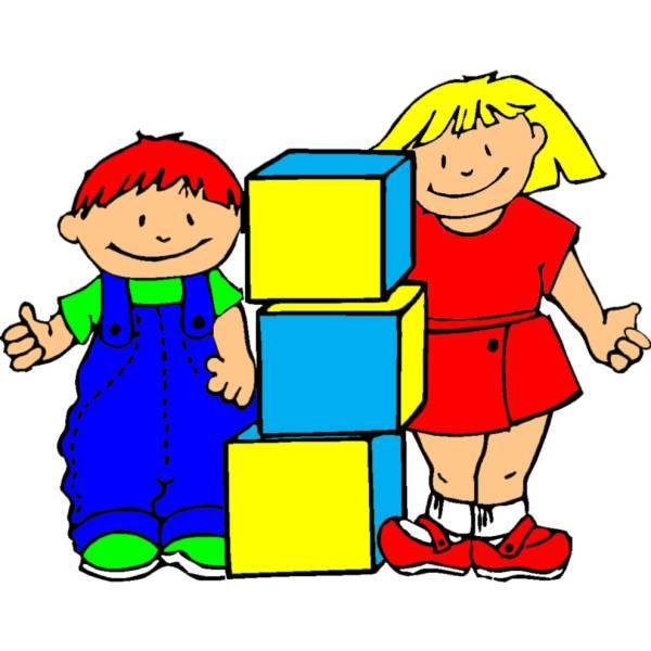 Disegno Di Giochi A Scuola A Colori Per Bambini