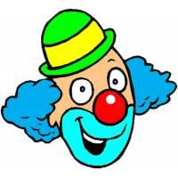 disegno di Clown a colori