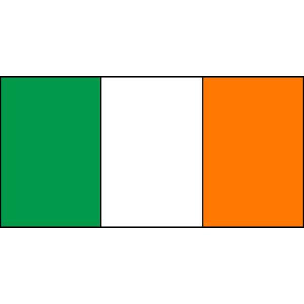 Disegno di Bandiera Irlanda a colori