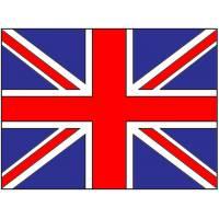 Disegno di Bandiera del Regno Unito a colori