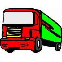 disegno di Camion a colori