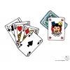 Disegno di Poker a colori