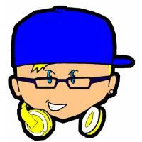 Disegno di Il DJ a colori