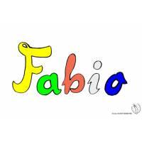disegno di Fabio a colori