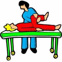 disegno di Fisioterapista a colori