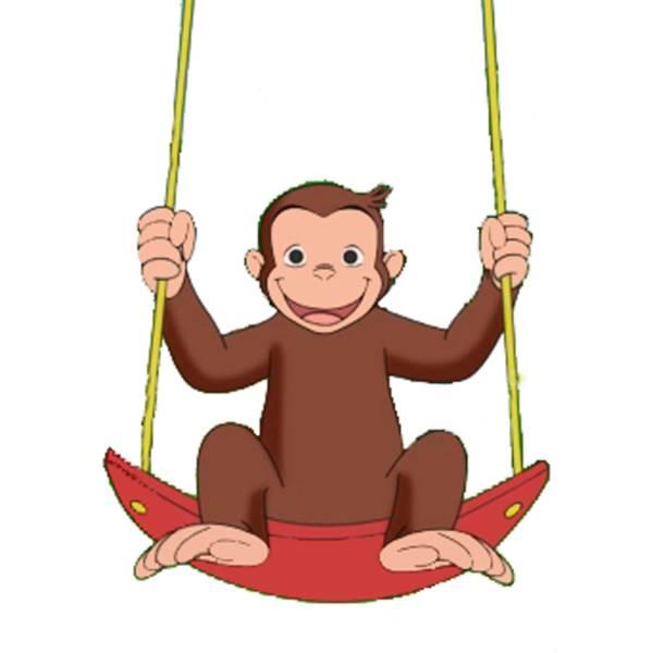 Disegno Scimmia Per Bambini