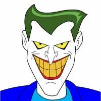Disegno di Joker a colori