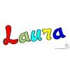 Disegno di Laura a colori