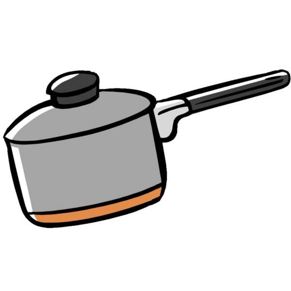 Disegno di Pentola per Cucinare a colori