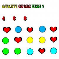 Disegno di Quiz di Matematica a colori