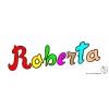 Disegno di Roberta a colori