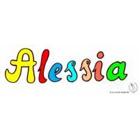 Disegno di Alessia a colori