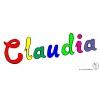 Disegno di Claudia a colori