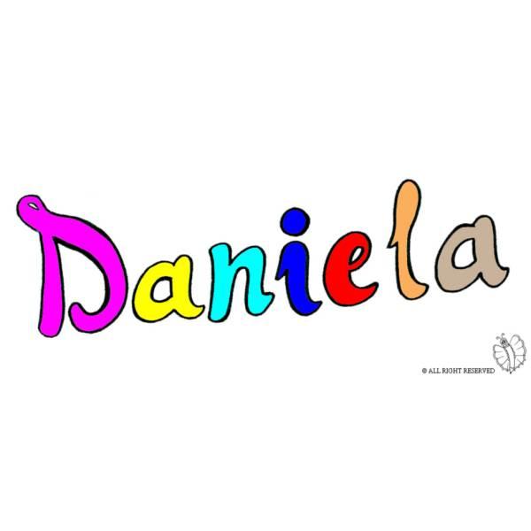 Disegno di Daniela a colori