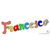 Disegno di Francesco a colori