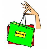 disegno di Shopping a colori