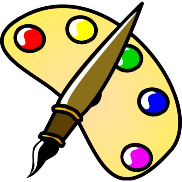 Disegno di Tavoletta per Dipingere a colori