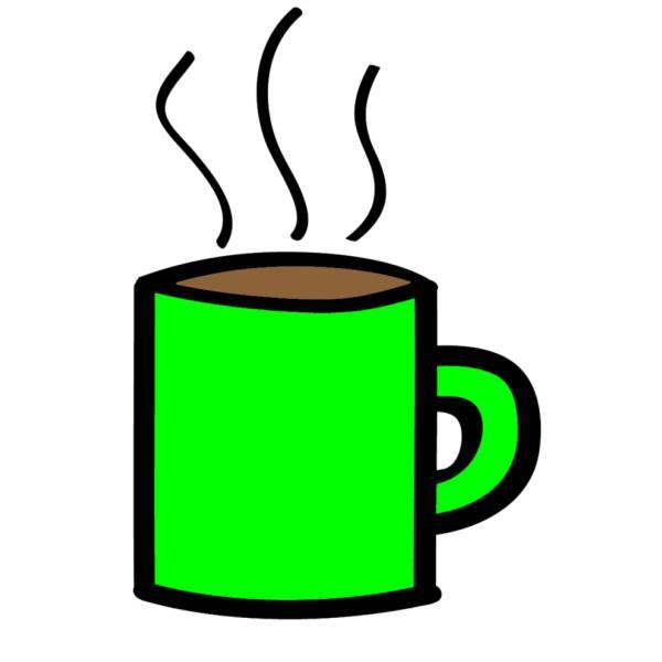 Disegno Di Tazza Di Tè A Colori Per Bambini