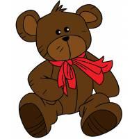 Disegno di Teddy Bear a colori
