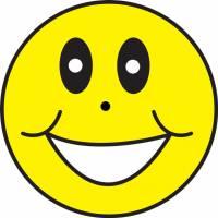 Disegno di Emoticon Sorriso a colori