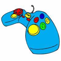 Disegno di Joypad a colori
