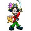Disegno di Pirata a colori