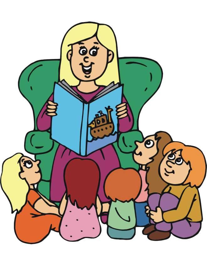 Disegno di racconti di fiabe a colori per bambini - Racconti biblici per bambini gratis ...