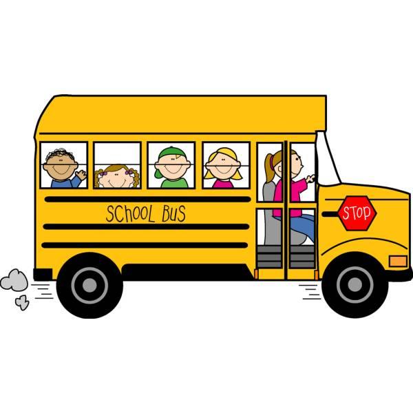 Disegno di School Bus a colori