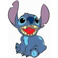 Disegno di Stitch di Lilo & Stitch a colori