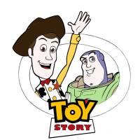 Disegno di Toy Story Disney a colori