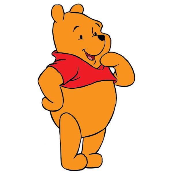 Disegno di Disney Winnie Pooh a colori