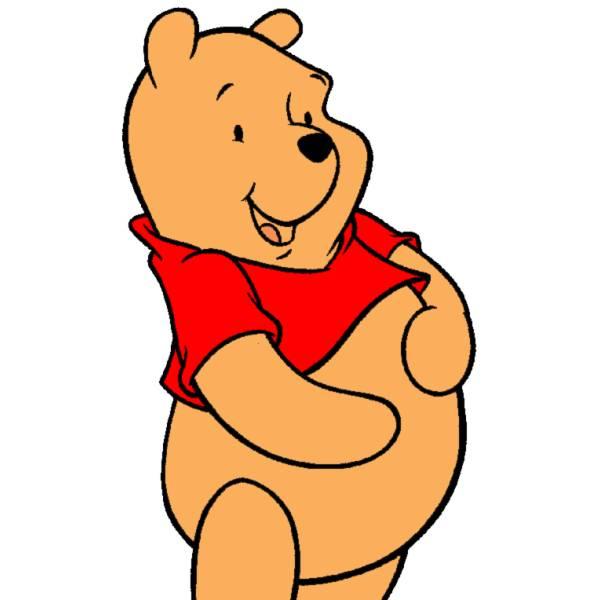 Disegno di Winnie The Pooh Disney a colori