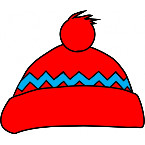 Disegno di Cappello Natalizio a colori per bambini ... bc35ac5bcd8a