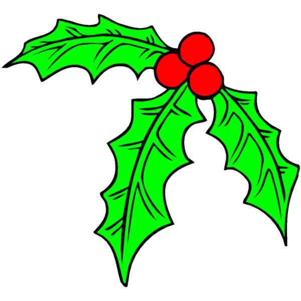 Disegno di Decorazioni di Natale a colori