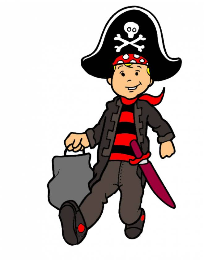 Pin disegno teschio pirati disegni da colorare imagixs ta - Pirata immagini da colorare i pirati ...