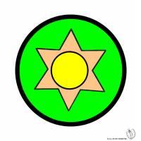 Disegno di Mandala 10 a colori