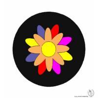 Disegno di Mandala 4 a colori
