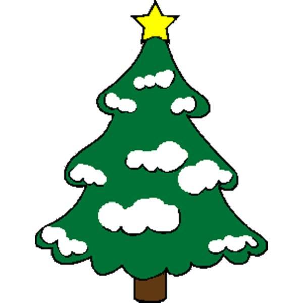Albero di natale disegno stilizzato great disegno albero - Agrifoglio immagini a colori ...