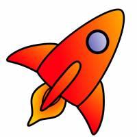 Disegno di Navicella Spaziale a colori