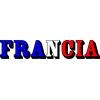 Disegno di Francia a colori