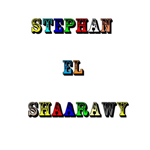 Disegno di Stephan El Shaarawy a colori