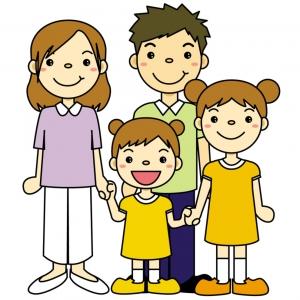 per bambini famiglia